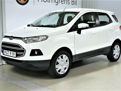 begagnad Ford Ecosport 1.0T EcoBoost Trend 5-D