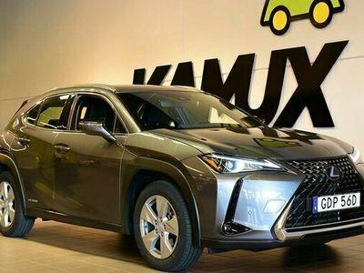 begagnad Lexus UX 250h 2.0 CVT | Navi | Backkamera | Euro 6 SoV hjul 2019, SUV Pris 309 800 kr