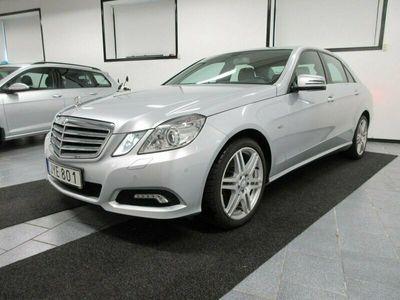 begagnad Mercedes E250 BlueEFFICIENCY 5G-Tronic 204 hk 10800 ml