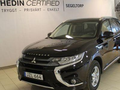 brugt Mitsubishi Outlander PHEV 2.0 4WD business nav S+V-Hjul