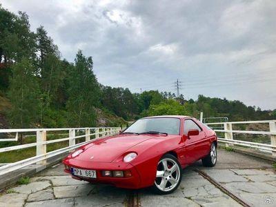 gebraucht Porsche 928 Jätte t skick, Ingen rost, 3 ä -81