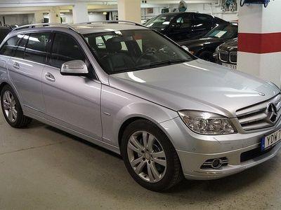 begagnad Mercedes C320 CCDI AVANTGARDE NAVI