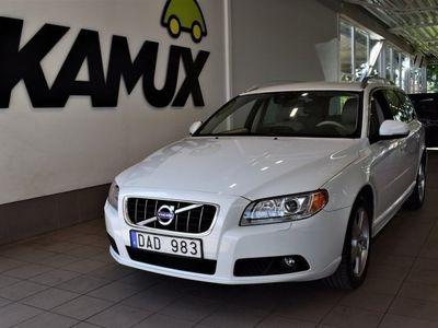 begagnad Volvo V70 V70D5 Geartronic, 215 hk