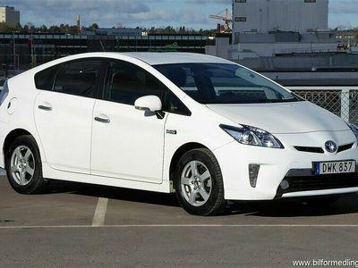 begagnad Toyota Prius Plug-in Hybrid 1.8 Backkamera Nyservad