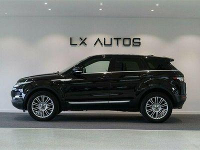 begagnad Land Rover Range Rover evoque 2.2 SD4 4WD 2013, SUV 249 000 kr