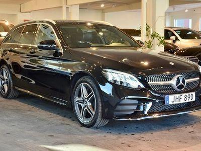 begagnad Mercedes 220 C4M Amg Aut Gps Drag