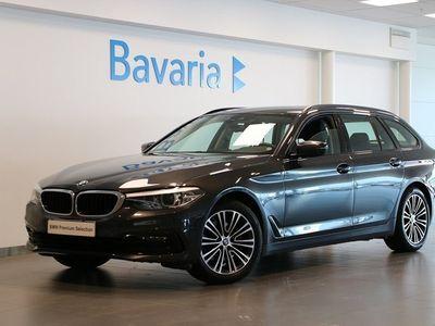 gebraucht BMW 520 d xDrive Touring Sport Line Aut Nypris 555.000:-