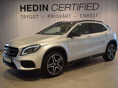 brugt Mercedes GLA200 / NAV / AMG / DRAG / -19
