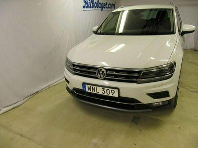 begagnad VW Tiguan GT Executive 4Motion