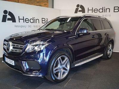 begagnad Mercedes GLS350 d 4MATIC 9G-Tronic AMG Paket7-sits 258hk