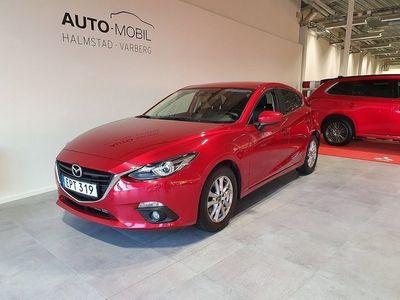 begagnad Mazda 3 2.2 Automat Euro 6 150hk Vision