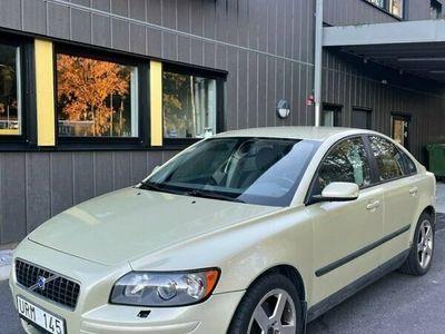 begagnad Volvo S40 2.4 ny besiktad 170hk