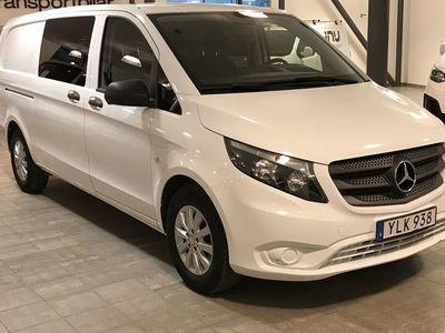 begagnad Mercedes Vito 114d 7G
