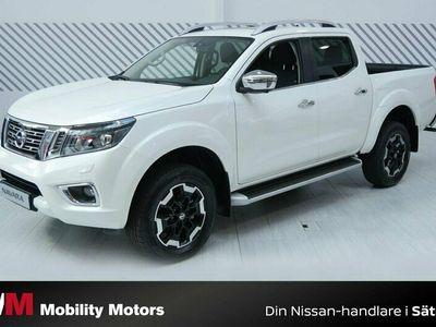 begagnad Nissan Navara Originalet bland pickupper