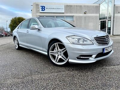 begagnad Mercedes S350L AMG Sport 4MATIC 7G-Tronic Plus