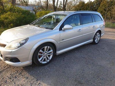 begagnad Opel Vectra opc utförande