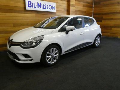 begagnad Renault Clio IV PhII 1.2 16V 75 Zen 5-d