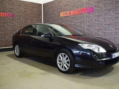 begagnad Renault Laguna 2.0 140hk Ny Besiktad
