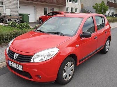 begagnad Dacia Sandero 1,6 E85 87hk