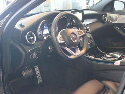 begagnad Mercedes C220 ***AMG***