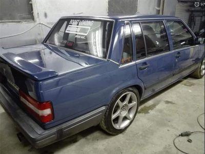 used Volvo 740 t5 kaross -90