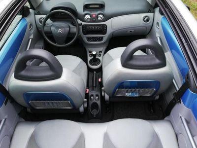 begagnad Citroën C3 Pluriel Manuel, Nybes, 100% OK