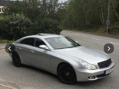 begagnad Mercedes CLS350 CGI