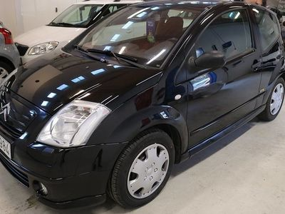 begagnad Citroën C2 1.6 VTR *Automat*