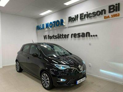 begagnad Renault Zoe R135 PhII 52 kWh Intens batterihyra 2020
