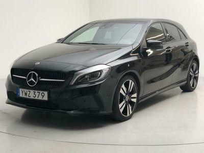 begagnad Mercedes A220 A-Klassd 5dr W176 Exclusive