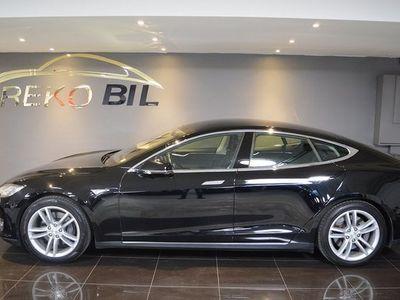 begagnad Tesla Model S Model X85 Fri Super-C Leasebar Svensk 2014, Sedan 479 900 kr