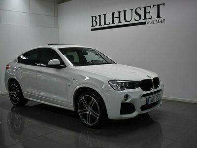 begagnad BMW X4 xDrive30d Steptronic M Sport Taklucka 2015, SUV Pris 309 900 kr