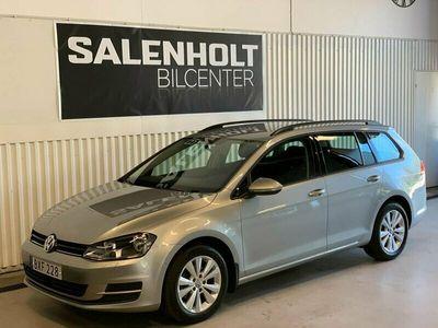 begagnad VW Golf Sportscombi 1.2 BlueMotion Style 105hk