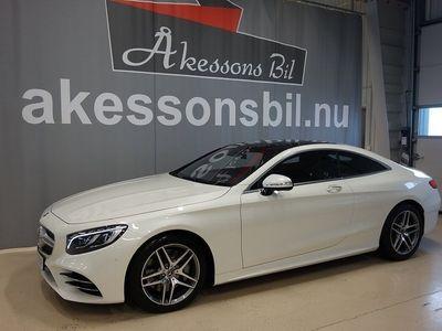 brugt Mercedes 560 S-KLASSAmg 4MATIC Coupé 4.0 V8 4MATIC 9G-Tronic, 469hk