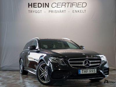 begagnad Mercedes E200 Kombi // AMG Sky //