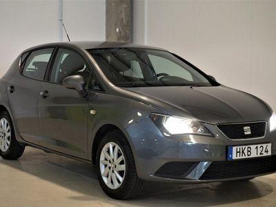 begagnad Seat Ibiza 1.2 TSI Manuell (86hk)