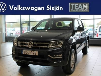 begagnad VW Amarok High 3,0 224hk Aut 4M