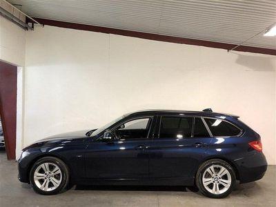 begagnad BMW 320 d x-Drive Touring (184Hk) Sportline