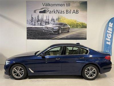 begagnad BMW 520 d LUXURY LINE Sedan 2017, Personbil 284 900 kr