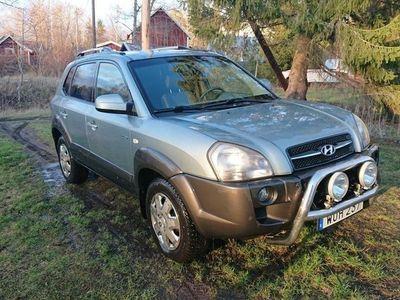 begagnad Hyundai Tucson 2.7 V6 4WD