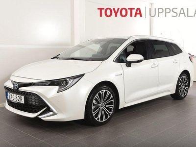 begagnad Toyota Corolla kombi 1,8 Elhybrid Executive (