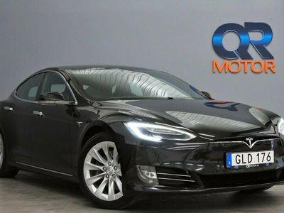 begagnad Tesla Model S 75D Luftfjädring Prem Köldpaket Leasbar 333hk