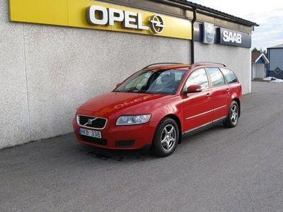 begagnad Volvo V50 1.6D