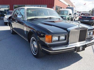begagnad Rolls Royce Silver Spur 6.75 V8 Automat 201hk -82