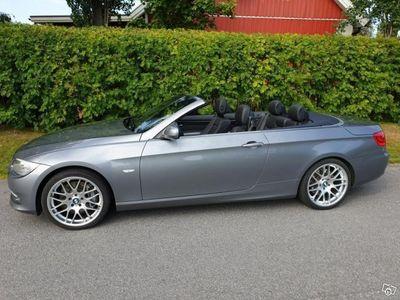 begagnad BMW 335 Cabriolet i 306 hk LCI -10