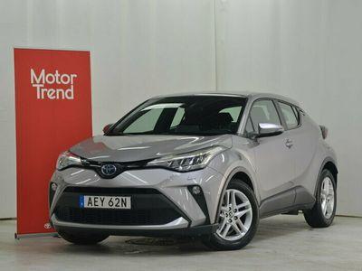 begagnad Toyota C-HR 1,8 HYBRID ACTIV V-HJUL