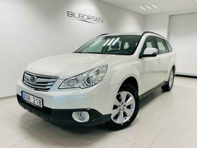 begagnad Subaru Outback 2.5i CVT Drag 2012, Kombi Pris 99 900 kr