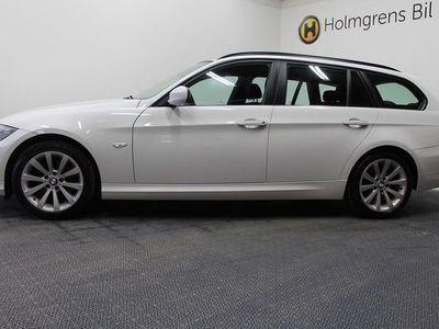 begagnad BMW 318 d Touring, M-Sport (143hk)