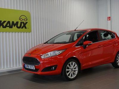 brugt Ford Fiesta 1.0 EcoBoost Manuell, 100hk