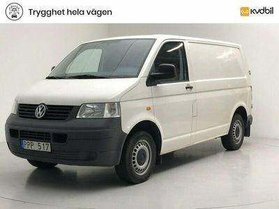 begagnad VW Transporter T5 VW1.9 TDI 2008, Transportbil Pris 50 000 kr